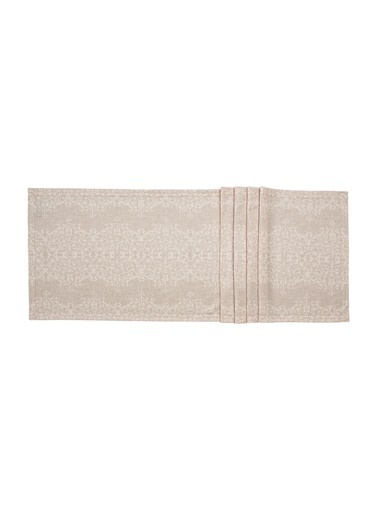 Hamur Runner 40X140 cm RN16 Natural Bej